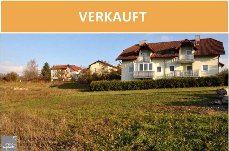 Ruhiges Grundstück, 750 m² im südlichen Teil von 4240 Freistadt!