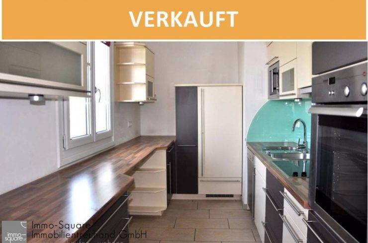 Gepflegte, geräumige Wohnung im 5 Stock, mit Lift, 114 m² + Loggia und TG in 4481 Asten!