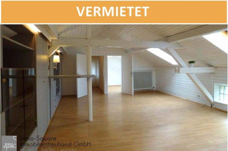 zentrale, ruhige 3 Zimmer-DG Wohnung, im Zentrum von 4020 Linz!