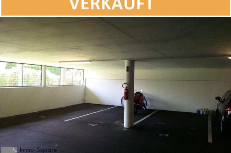 7 TG-Parkplätze in Linz/Ebelsberg, zentrale Lage, teilweise vermietet!
