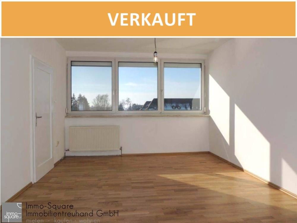 Sanierte, helle 1-Zimmer-Wohnung, 4. Stock, mit Lift, in 4030 Linz/Ebelsberg!