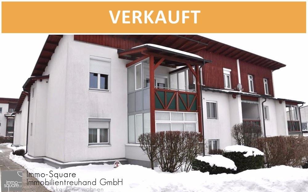 Ruhige Eigentumswohnung im EG, mit Wintergarten, modern, in bester Lage in 4840 Vöcklabruck!