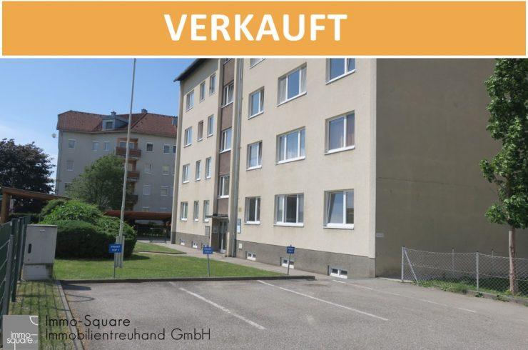 Leistbare, helle 3 Zimmerwohnung mit Parkplatz in ruhiger Lage in 4320 Perg