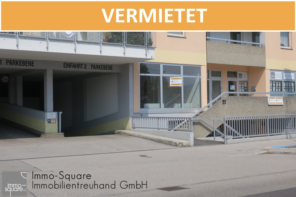 Modernes, helles Geschäftslokal, 70 m², Parkmöglichkeiten vorhanden in 4040 Linz/Urfahr