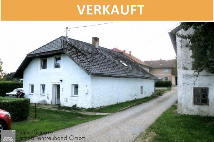 Sanierungsbed. Knusperhäuschen, ideal für Schifahrer als Zweitwohnsitz, in 4163 Klaffer/Hochficht!