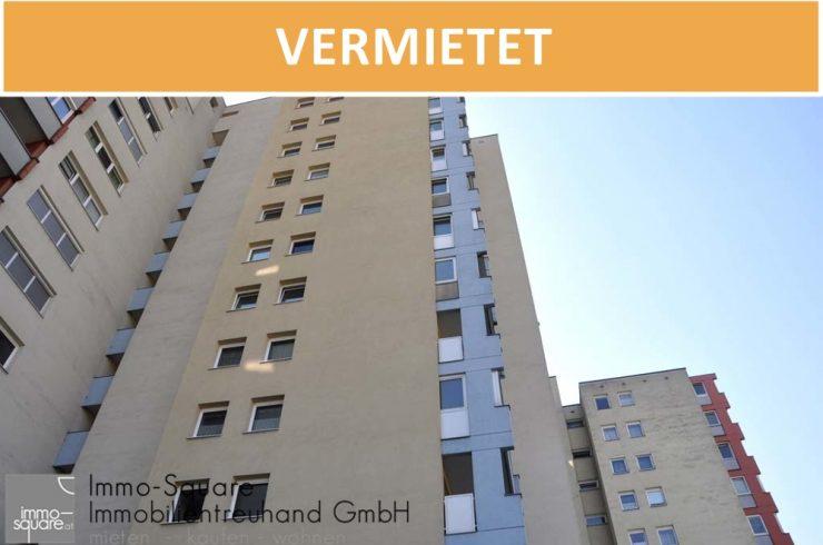 Moderne, helle 2-Zi-Wohnung, im 11. Stock, mit schönem Ausblick und TG-Parkplatz in 4060 Leonding