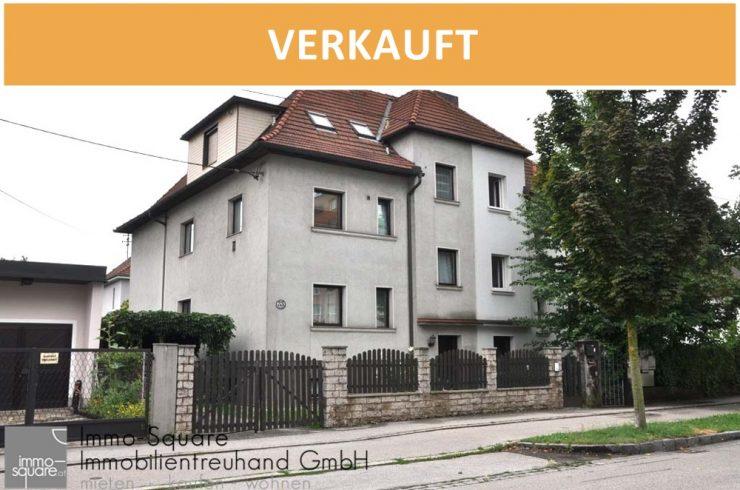 Stadthaus mit Garten im Zentrum von 4020 Linz/Nähe Wagner Jauregg Krankenhaus