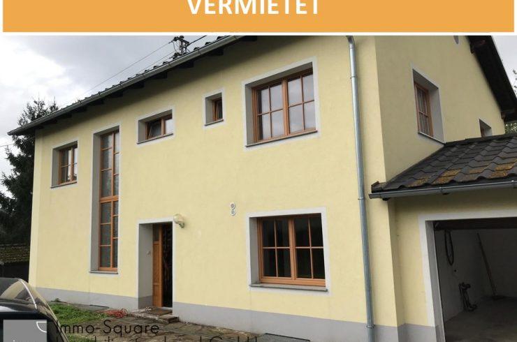 Wohnhaus mit Garten zu vermieten, schöne, ruhige Siedlungslage, mit Aussicht in 4111 Walding