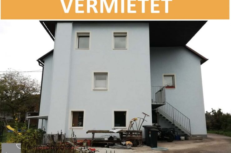 Helle 2 Zimmer Wohnung, 30 m2, im 1. OG Top 3 in 4131 Kirchberg ob der Donau