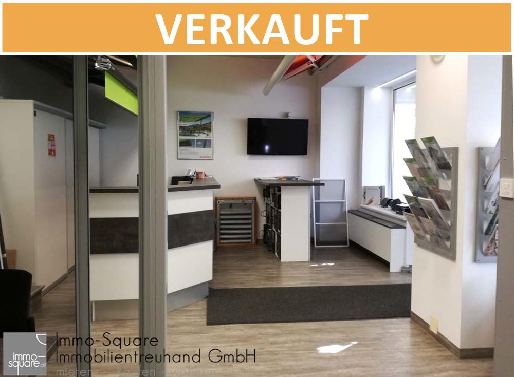 Geschäftslokal im Erdgeschoß, mit großen Schaufenstern, im Zentrum von 4020 Linz