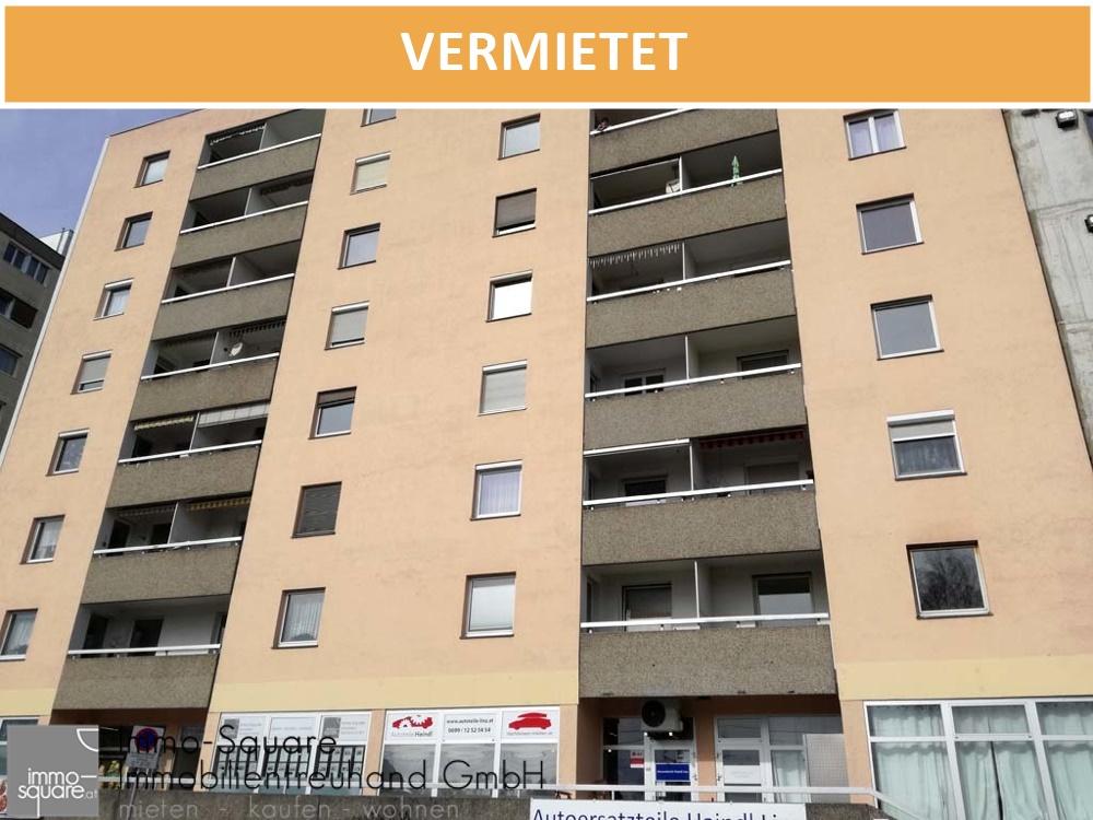 Neu renovierte 3 Zimmer Wohnung mit Loggia in der Ferdinand-Markl-Straße in 4040 Linz/Urfahr