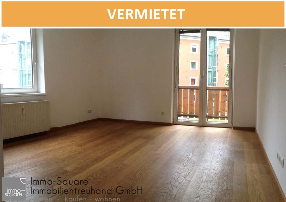 Sanierte, ruhige Stadtwohnung, 3 Zimmer, Nähe Blumautower, ORF und Designcenter in 4020 Linz